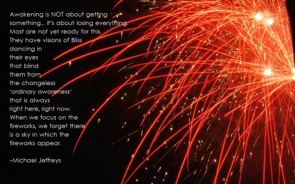 fireworks mj quote
