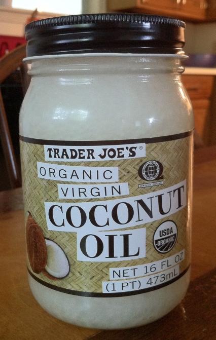 tj virg coconut oil