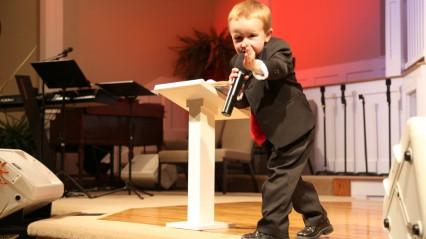 preacher kid