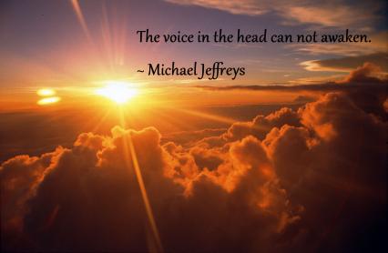 mj quote voice in head sunray pic