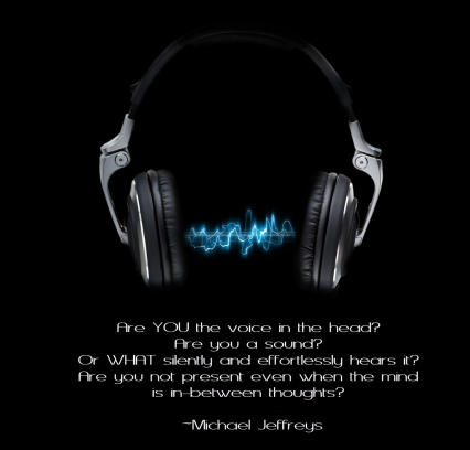 mj voice in the head quote soundwaves-headphones pic