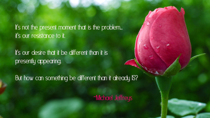 mj resistence rose pic quote