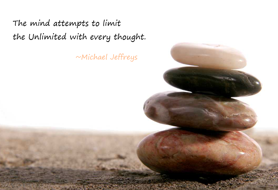 The Mind Attempts To Limit Meditation Picture Quote