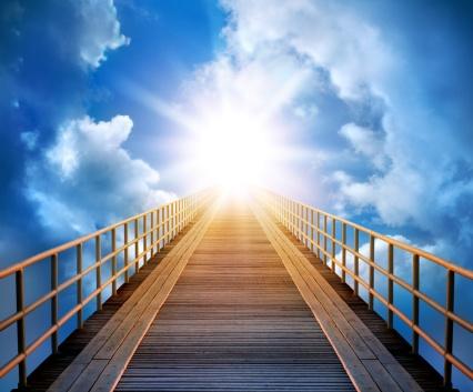 Bridge-to-heaven