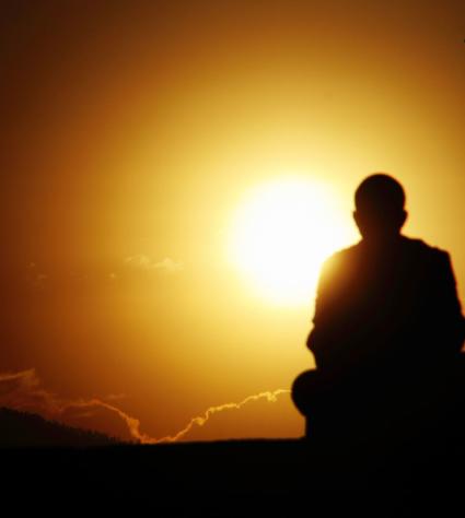 meditate on light