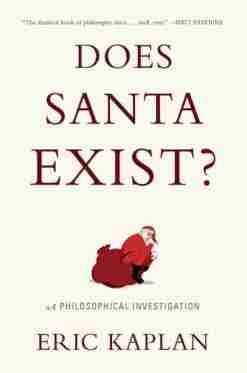 does santa exist book cover