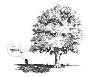 i get it, tree