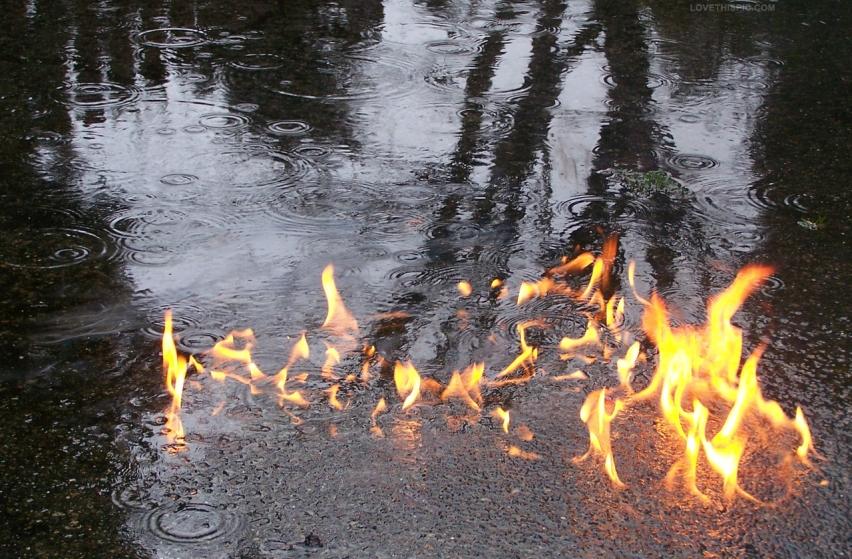 Ваше внимание почему мы можем смотреть на огонь воду вечно четко обозначены только