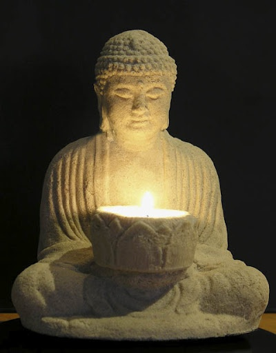 buddha-candle
