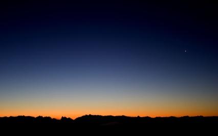 skyline-at-dusk