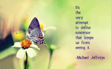 mj attempting to define butterfly pic quote