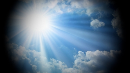 sunshine vignette