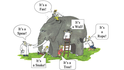 elephant-blind-men