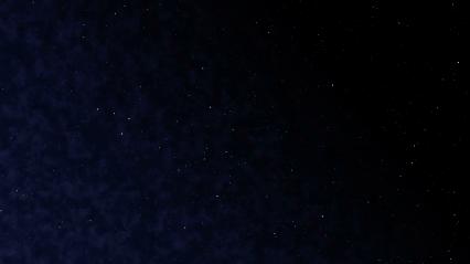stars on indigo