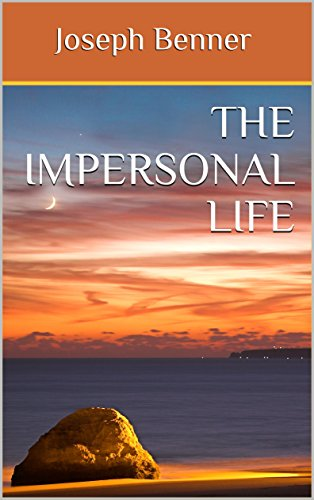 the impersonal life cover