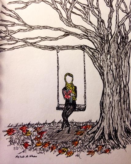 tree-swing-sketch