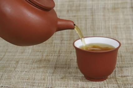 emptiness puring tea